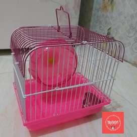 Kandang Hamster Kecil