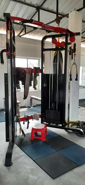 GYM EQUIPMENTS FOR NEW GYM SETUP in 3.5Lakhs (25items)