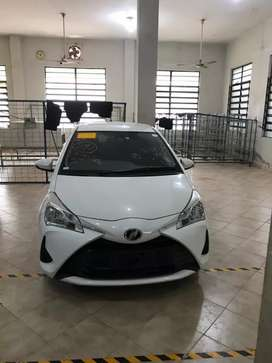 Vitz 2017 model 2020 fresh import 1000cc 3.5 grade