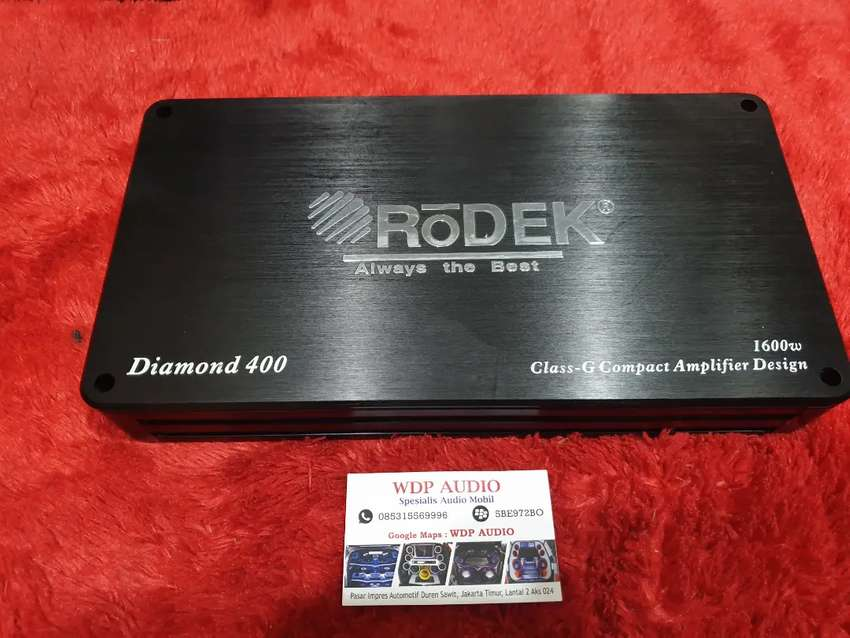 Power rodek diamond 400 0
