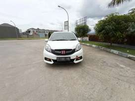 Dp 15 jt.! Kredit murah Honda Brio E matic 2017 new look..!