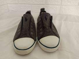 sepatu anak polo ralph laurent