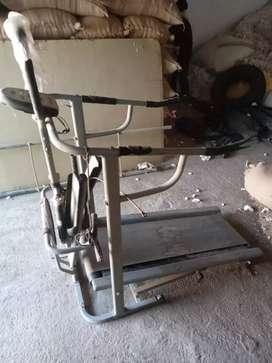 Airofit treadmill