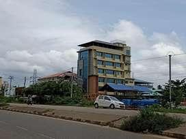 kakkanad commercial building 13cent 11500sqt 6.30cr
