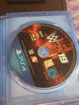 Wwe2k19 for ps4