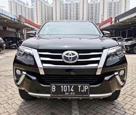 Toyota Fortuner VRZ Diesel 2018 KM 16rb ANTIK