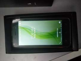 Fixed price Undamaged LYF Flame True 4G, with box, charger & cover
