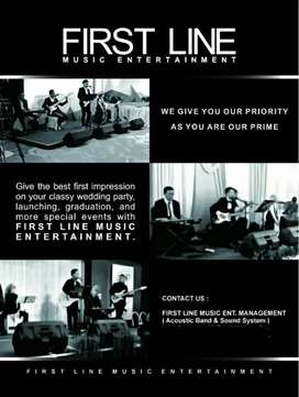 Band wedding/music entertainment
