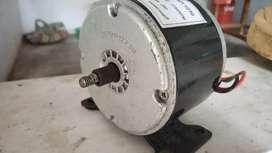 Dc motor, 24v 250w