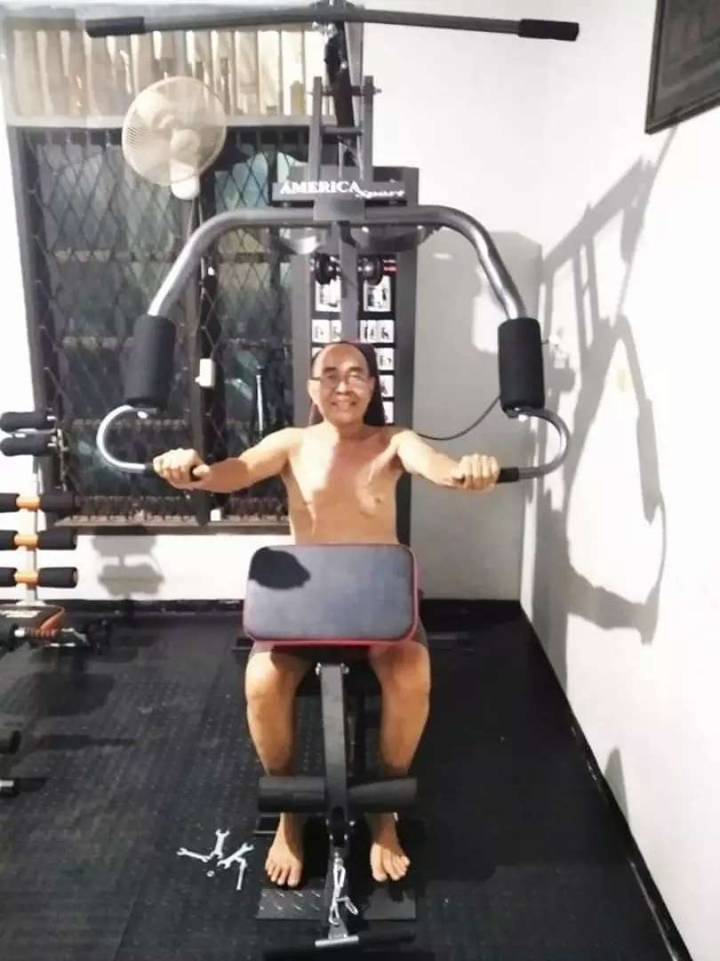 Sepeda statis,treadmill, home gym,bisa bayar dirumah id 271511