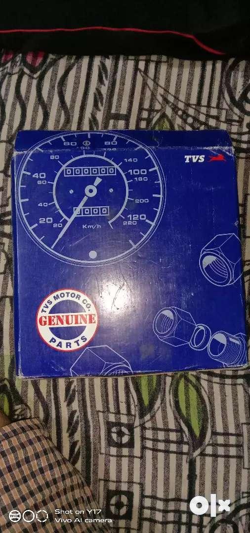 TVS KIT CHAIN & SPROCKET 130 DIA BRAKE 0
