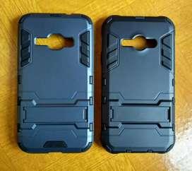 Case Samsung J1 Ace Dijual Satuan Kondisi Baru Iton Armor Hitam