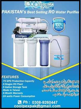 Ro water filter 5 stages - Promotion Price