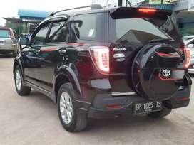 Toyota Rush TRD Ultimo Sportivo 2017 automatic bisa keluar Batam