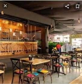 Running Restaurant and Bar on Rent nr vanaz  kothrud Pune