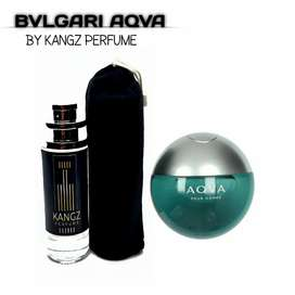 PARFUM BVLGARI AQVA / PARFUME PRIA BERKUALITAS / NON ALKOHOL