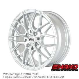 Botaw R15 Smfl - Velg Mobil Racing Hsr Wheel Import (free ongkir)