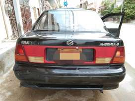 Margalla Black 1300 CC Good Condition