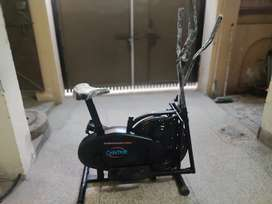 American Fitnes Elliptical cycle cycling machine exercise cycle cardio