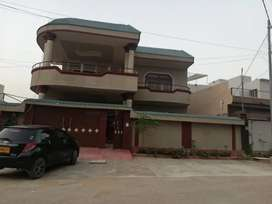4bed DD (self constructed) one unit banglow in sec Y-1