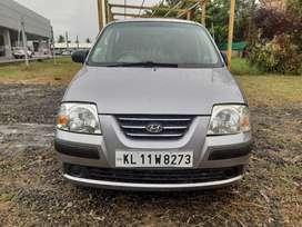 Hyundai Santro Xing XO eRLX - Euro III, 2005, Petrol