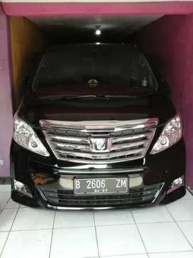 Toyota Alphard Thn 2012/13