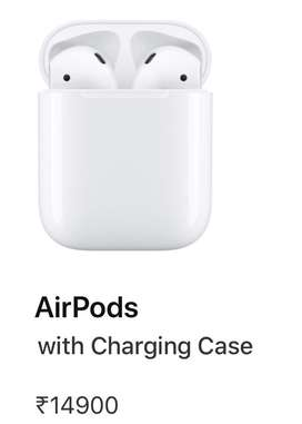 Brand New Seal Packed Airpods