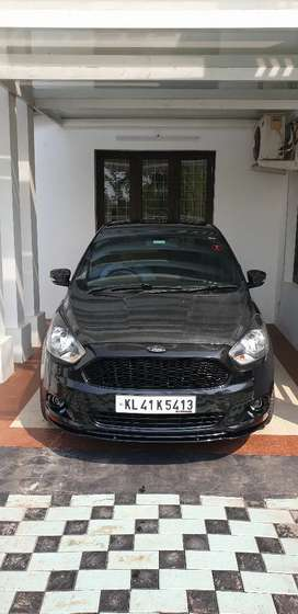 Doctor owned ford figo