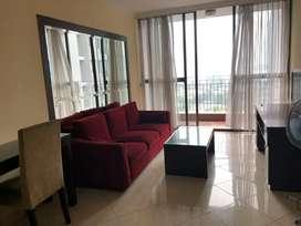taman rasuna apartemen 2BR fully furnished