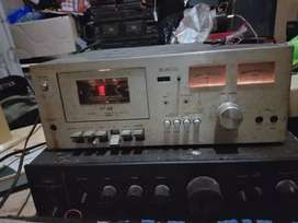 Tape dack akai sc 720d