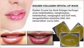 Masker bibir untuk mengatasi bibir kering