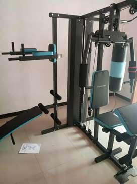 Home gym 3 sisi dengan samsak beban s/d 75kg