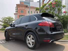 Cayenne 4.8 S 2010 New Model Black On Beige Km30rb 395Hp #BEST VALUE!!