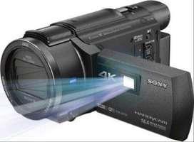 Sony FDR-AX40 4K Handycam New Resmi Bisa Cash COD Dan Kredit Tanpa CC