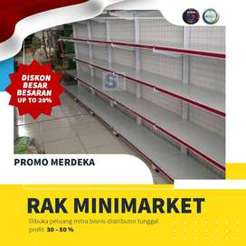 Rak Minimarket Murah / Rak Gondola