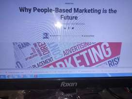 Required Girl or Boy for Marketing