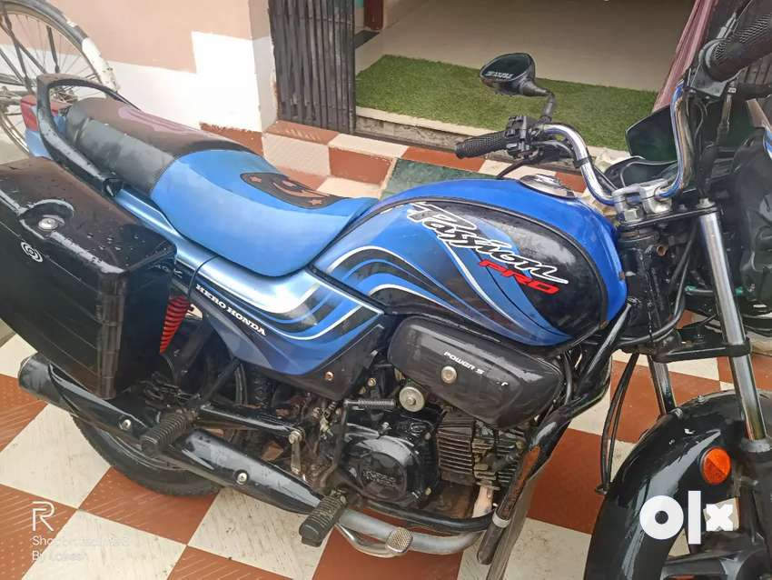 Well maintained & well condition bike 0