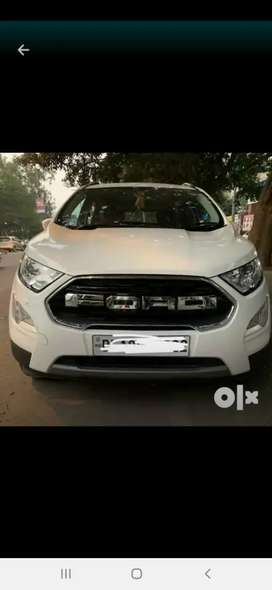 Ford ecosport 2018 front chrome grill