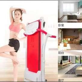 Treadmill elektrik sepeda statis home gym GT 5625