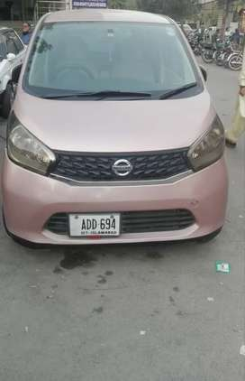Nissan dayz 2015 model good condition