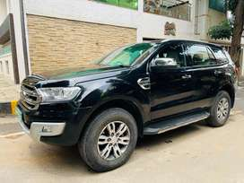 Ford Endeavour 2014-2015 3.0L 4X4 AT, 2016, Diesel