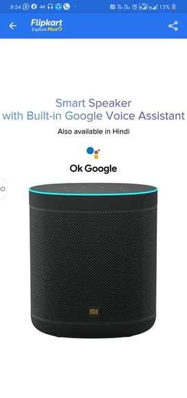 Mi blutooth speaker
