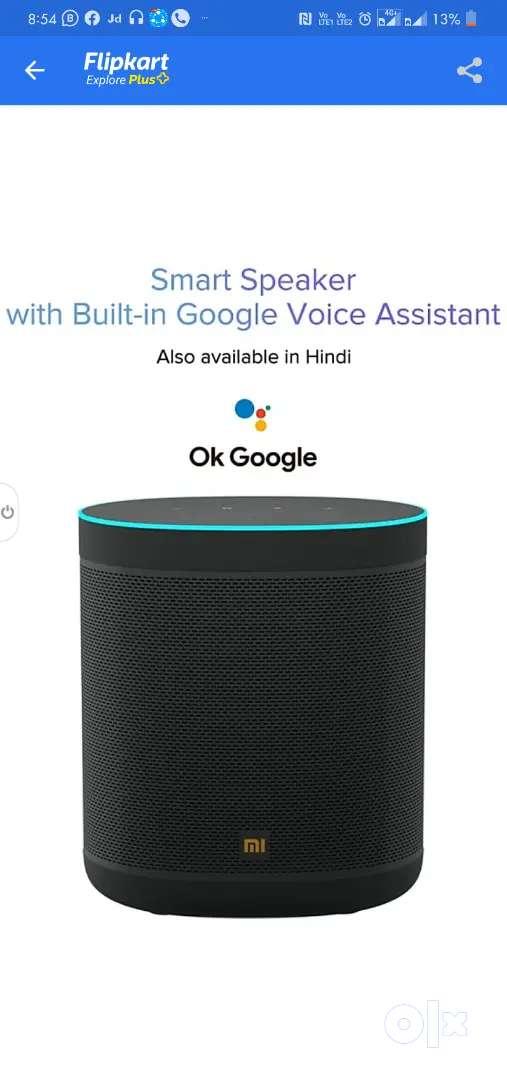 Mi blutooth speaker 0