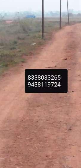 200ft. Ring road side plot near AIIMS Hospital