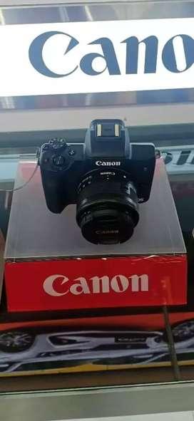 Kamera Canon Mirrorless eosm50 Kredit promo Cashback