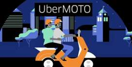 Wanted delivery boys across Chennai for uber moto