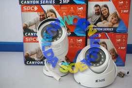 CAMERA CCTV BISA MENGLUARKAN SUARA DAN MENDENGAR FITUR FULL HD