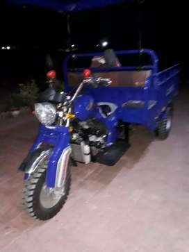 200cc classic back double tyre Classic 200 cc loader in good condition