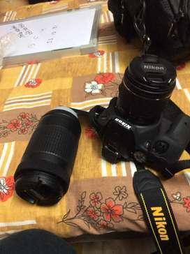 Nikon camera DSLR camera and