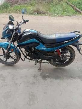Good condition, 110cc ismart
